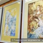 В ГЦК проходит выставка работ Надежды Репиной