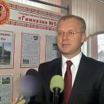 Городские власти поздравили жителей Советского района с 40-летием