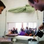 Праздничный пир для бездомных устроили в Гомеле
