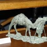 В Гомеле открылась выставка скульптуры «Сказки и быль»