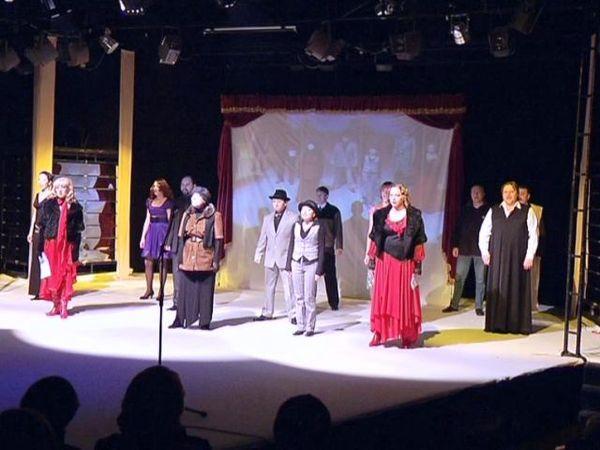 Самый молодой гомельский театр отметил 20-летний юбилей