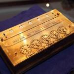 Калькулятор 1642 года показали в Гомеле