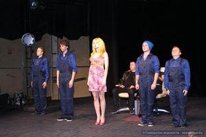 Автопремьера на сцене Гомельского молодёжного театра