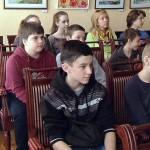 60 «трудных» подростков стали курсантами на время весенних каникул