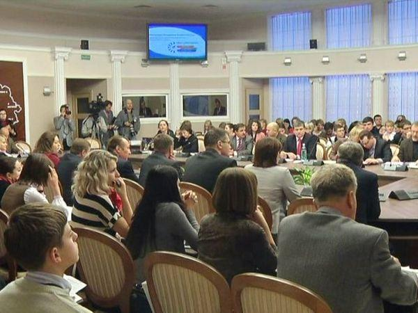 Молодые журналисты Беларуси и России встретились в Гомеле