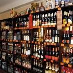 Магазин элитного алкоголя закрылся из-за размеров арендной платы