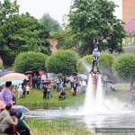 Праздничные мероприятия в Железнодорожном районе