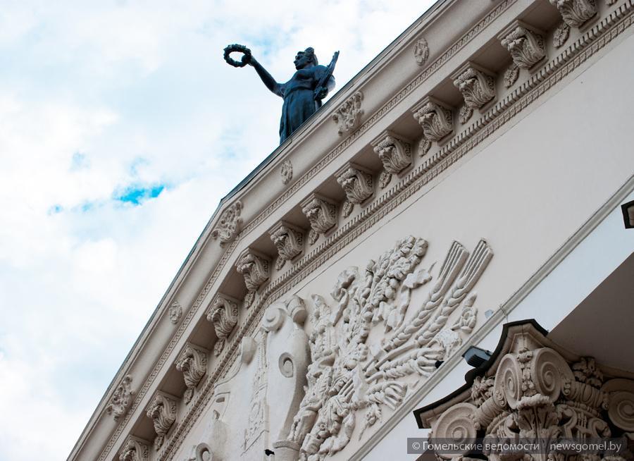 О планах, надеждах и проблемах гомельского драмтеатра