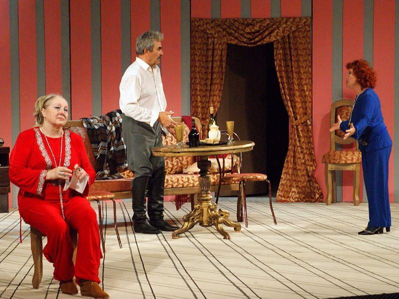 Облдрамтеатр подготовил премьеру по пьесе турецкого сатирика
