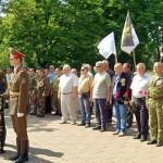 Около 200 участников собрал 3-й слёт ветеранов военной службы