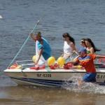 Районный праздник «День Нептуна» прошел в минувшую субботу на пляже Новобелицы