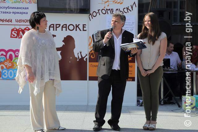 Стартовал трехдневный песенный марафон «Караоке по-гомельски»