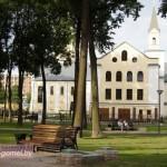Студенческий сквер в Гомеле переименуют - объявлен конкурс