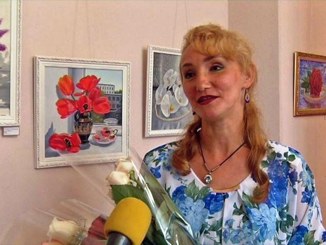 В центре народного творчества открылась выставка натюрмортов
