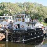 В Гомеле открылся детский лагерь на кораблях
