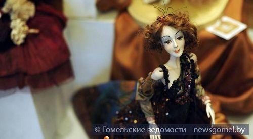 В Гомеле открывается школа кукольного мастерства