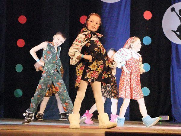 В Гомеле прошёл международный фестиваль современного танца