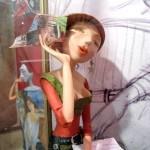 Женственные куклы стали изюминкой нового выставочного проекта в гомельском музее