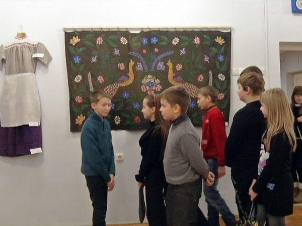 Уникальная выставка работает в картинной галерее Г.Х. Ващенко