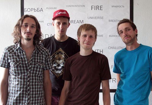 Гомельская группа Glofira презентует свой новый альбом «Всё ok»