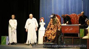 Гомельский театр кукол отмечает 50-летие