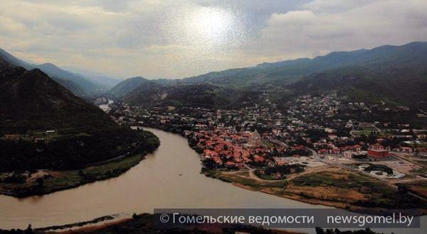 В Гомеле открылась фотовыставка посвящённая Грузии