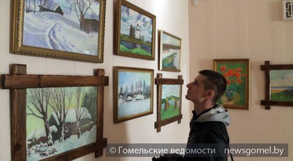 В Гомеле открылась выставка, посвящённая Г. Ващенко