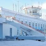 Гомельский аэропорт живёт хоккеем