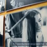 """Выставка """"За кулисами моды"""" открылась в Гомеле"""