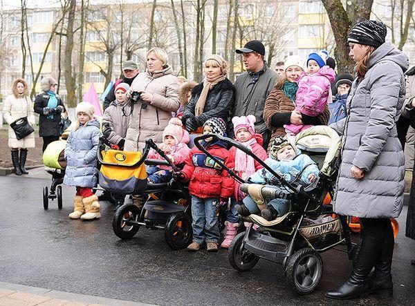 В Гомеле появился новый детский сад, но дефицит мест сохраняется