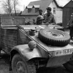 В гомельском колледже появится копия немецкого автомобиля времен Второй мировой