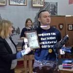 Премию «Жемчужина года – 2013» вручили в музее истории Гомеля