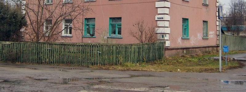 Банная, улица (Лазнёвая, вулiца)