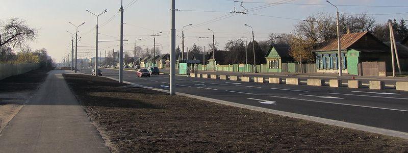 Барыкина, улица