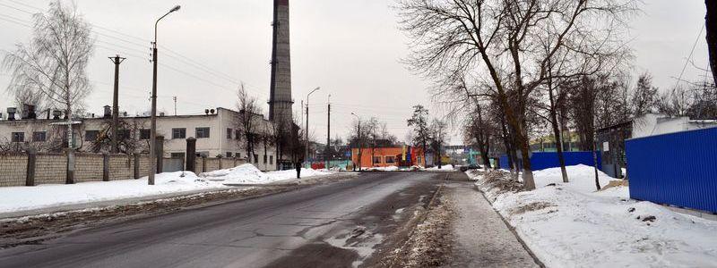 Базовая, улица