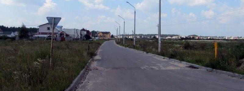 Белицкая, улица