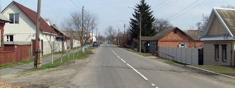 Белорусская, улица
