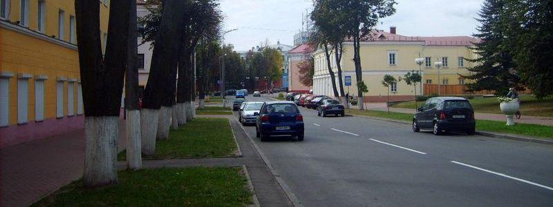 Билецкого, улица