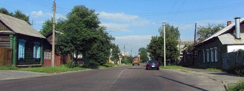 Бочкина, улица