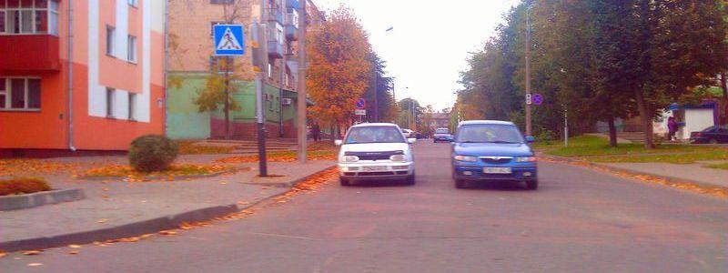 Брестская, улица