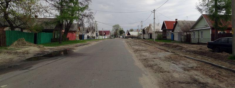 Будённого, улица