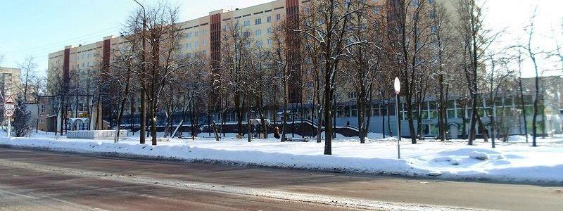 Быховская, улица