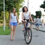 Молодые архитекторы спроектировали велосеть для Советского района Гомеля