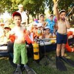 ОСВОД напомнил детсадовцам и их родителям о безопасности на воде