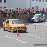Соревнования по скоростному маневрированию в Гомеле