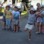В Новобелицком районе прошёл флеш-моб  «Краски лета»