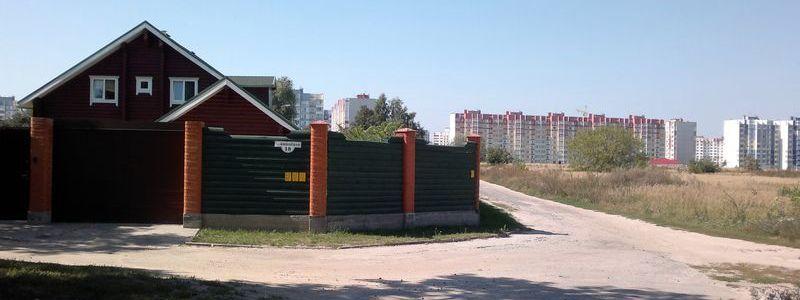Вишнёвая, улица
