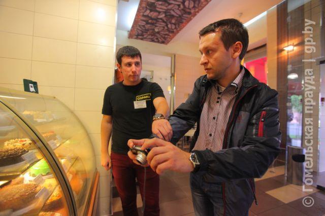 Эксперимент ГП: Можно ли вести съемку в гомельских магазинах?