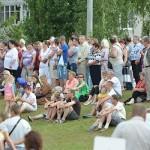 Есть недовольные, что все районные праздники проходят у Любенского озера