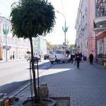На центральной улице города началось бессмысленное благоустройство